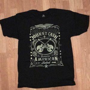 Johnny Cash t-shirt size large
